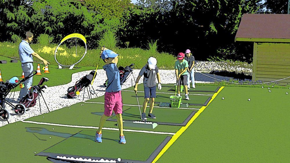 Écoles de golf, au bonheur des enfants - Golf Magazine